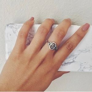 James Avery Spanish Scroll Ring